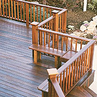 Holden Humphrey - Hardwood Decking