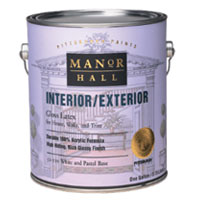 Pittsburgh Paints - Manor Hall®, Interior & Exterior Paints